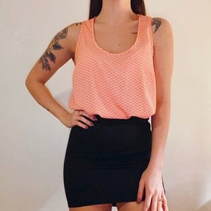Anthro Pleione Sleeveless Blouse